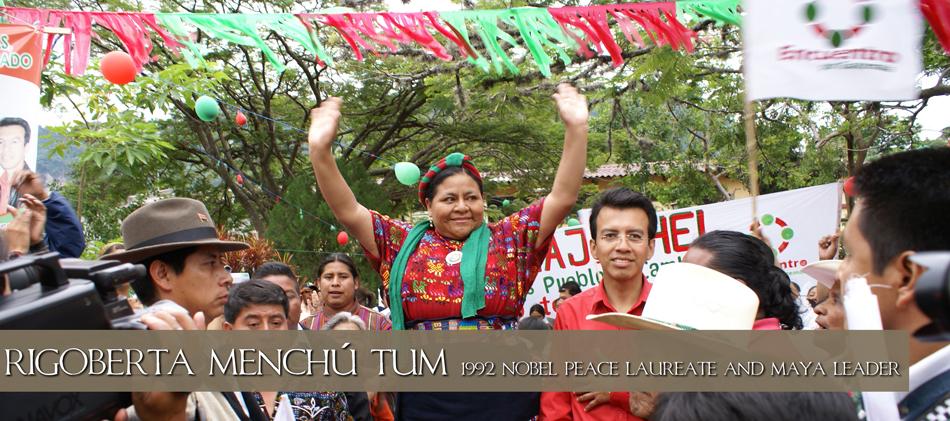 Rigoberta Menchu Tum